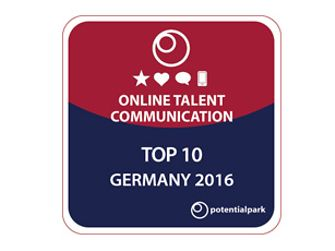 Logo - Potentialpark Online Talent Communication