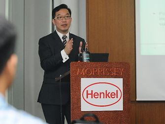 Allan Yong, President of Henkel Indonesia